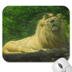 Lion mousepad. $10.95