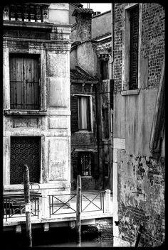In the deep.... - Venice, Venice