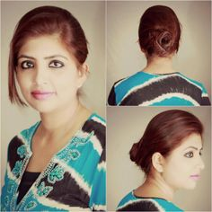Simple elegant low hair bun inspired hairstyles goes a long way , depending on the occasion , can be easily toned up or down , can be worn with casual as well as with formal attire , such hairstyles are pretty much multi-functional. Today I have got perfect hairstyle inspired by low buns and that is 'Chic And Classy Low Hair Bun'  http://www.spiceupboringlife.com/2013/12/diy-hairstyle-chic-and-classy-low-hair.html