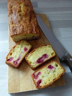 """Cake """"Rhubarbe - Framboise"""""""