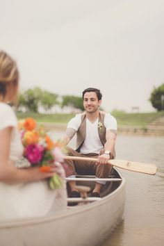 rowing groom // photo by nbarrett photography