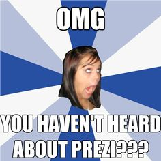 This is how I tell others about Prezi.