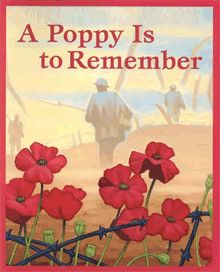 Memorial Day  i will never forget the beautiful story the VFW soliders told about the poppies at my brothers funeral i will always buy poppies.