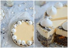 Mousse Cake, Guam, Cake Cookies, Cheesecake, Good Food, Sweets, Sweet Stuff, Foods, Cakes