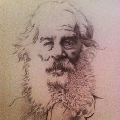 Walt Whitman #3 by Stormtrupr on DeviantArt