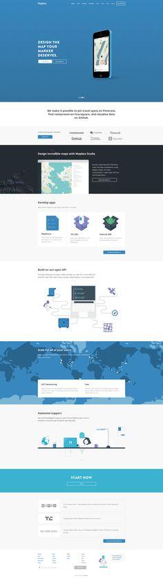 Mapbox - Illustrations