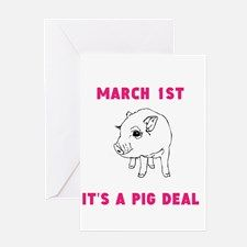 add Date-it's a Pig Deal (big deal) cute Invite, Invitations, Pig Party, Party Ideas, Big, Fete Ideas, Ideas Party, Invitation