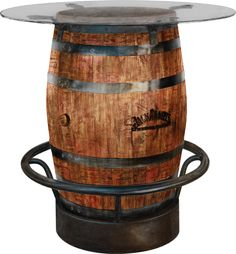 Barrel Pub Table