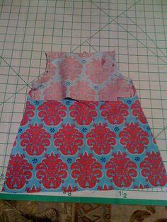 newborn dress pattern - Google Search
