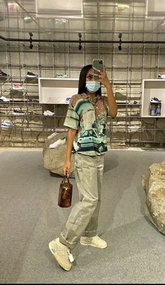 Cute Swag Outfits, New Outfits, Swag Girl Style, Sneakers Looks, Street Style Edgy, Autumn Fashion Casual, Black Women Fashion, College Fashion, Fashion Killa