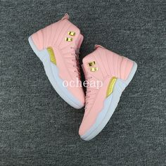 I found some amazing stuff, open it to learn more! Don't wait:https://m.dhgate.com/product/air-retro-12-gs-pink-lemonade-basketball/404610380.html