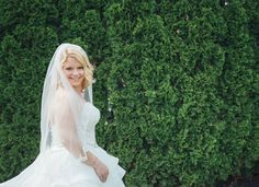 Photo credit to Salt & Cedar Photography @salt&cedarphotography dress by @allurebridals