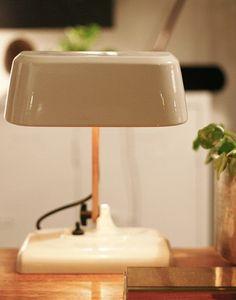Makkum Dick Van Hoff / Work Lamp Low