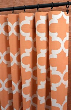 SALE Curtain Panels Pair 50W x 63 84 90 96 or by CanvasCarnival