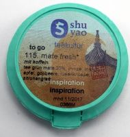 SHUYAO Tagesportion mate fresh Wellomed® Shop