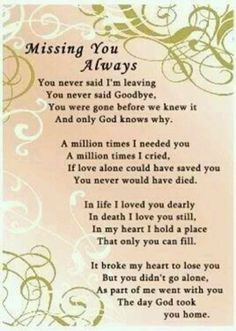 for those who have gone but have not been forgotten <3