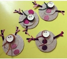 Winter craft and project idea for preschoolers Winter Craft, Project Ideas, Projects, School Ideas, Art Ideas, Homeschool, Crafts, Log Projects, Blue Prints