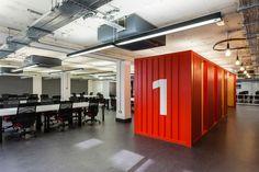 Многозадачный кампус Google :: Архплатформа