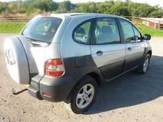 Renault Scenic RX4 2.0 16v Expression #renault