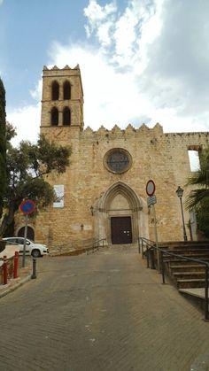 Kerk in Blanes