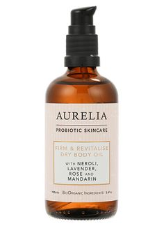 Aurelia Probiotic Skincare Firm & Revitalise Dry Body Oil