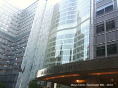 Mayo Clinic, Rochester MN - researcher meeting 2010