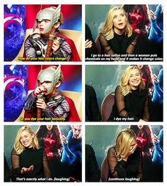 Elizabeth Olsen is an adorable Avenger!