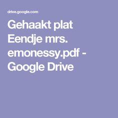 Gehaakt plat Eendje mrs. emonessy.pdf - Google Drive