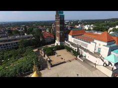 DJI P3 Mathildenhöhe Darmstadt - YouTube