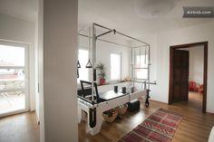 Home Pilates studio