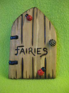 Fairy Door | Handmade By Fairies MISI Handmade Shop