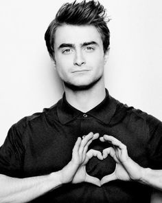 "126.5k Likes, 2,420 Comments - Daniel Radcliffe (@daniel9340) on Instagram: ""Happy Valentine's Day !"""