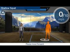 Medical centers use Kinect for Windows to help patients in physical therapy