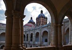 Ex-convent of Santo Domingo de Guzman, Oaxaca