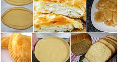Greek Recipes, Desert Recipes, Cooking Time, Cooking Recipes, Easy Recipes, Bread Cake, Finger Foods, Cornbread, Baked Goods