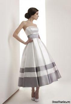 Роскошное короткое свадебное платье (#16 516), цена 35000 руб. | «Дом Весты»