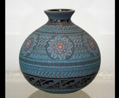Pottery Work by Marvin Blackmore
