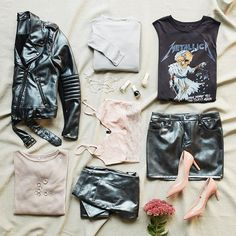 Rock it with pink!   #flatlay #flatlays #flatlayapp