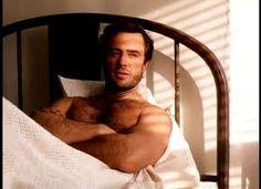 Joe penny hairy chest