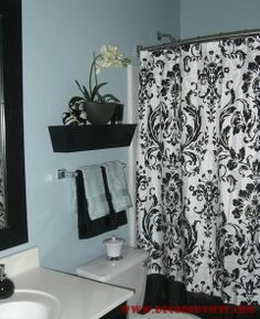 Decorating Your Apartment's Bathroom With Style - http://www.decoradvices.com/decorating-your-apartments-bathroom-with-style/