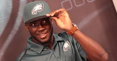 Nelson Agholor is all about that #Eagles swag. You can be too.