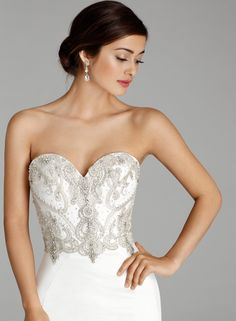 Bridal Gowns and Wedding Dresses by JLM Couture - Style 9660