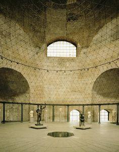 Sala Ottagona, Museo terme Diocleziano, Roma, Giovanni Bulian, 1983-97