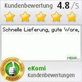 Spectacular eKomi The Feedback Company Schnelle Lieferung gute Ware
