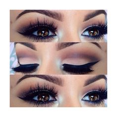 Make up We Heart It ❤ liked on Polyvore featuring makeup