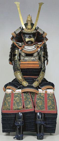 Samurai armadure by mr. Shoryuken