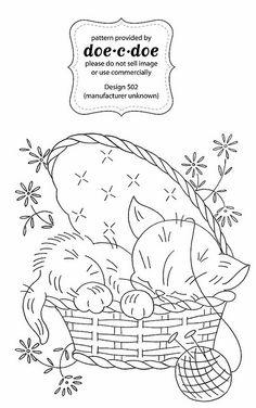 Kitten & Basket