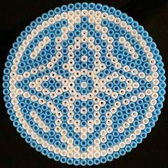 Hama perler beads By @shafiebieg