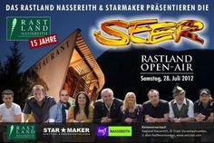 #Seer #RastlandOpenAir Open Air, Star Wars, Maker, Broadway Shows, Musik, Starwars, Star Wars Art