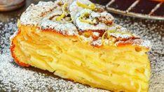 Jablečný koláč s božskou chutí a jednoduchou přípravou! Zamiluje si ho celá Vaše rodina! | Vychytávkov Baking Recipes, Cake Recipes, Dessert Recipes, Apple Desserts, Just Desserts, Sweet Pastries, Russian Recipes, Muesli, Saveur